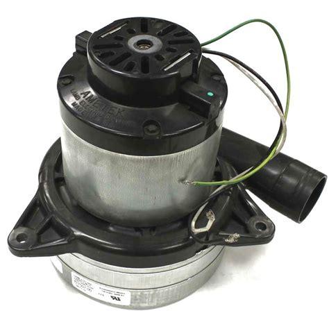 ametek vacuum motor new genuine ametek 3 stage central vacuum motor