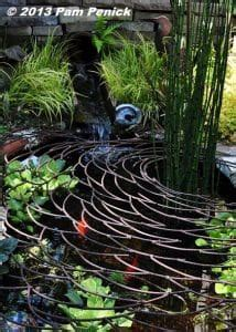 Decorative Pond Covers by 10 Sure Methods To Protect Your Koi From Predators Pests