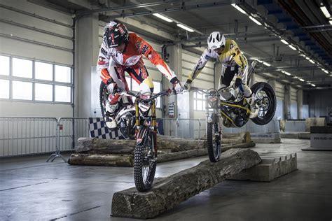 Motorrad Kaufen Im Winter by Trial Im Winter Motorrad Sport