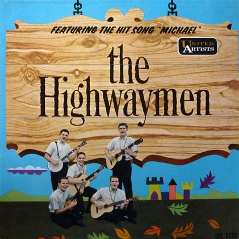 michael row the boat highwaymen the highwaymen folk michael row the boat ashore