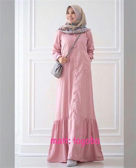Gamis Modern Pink Byk Warna baju gamis remaja warna pink newdirections us
