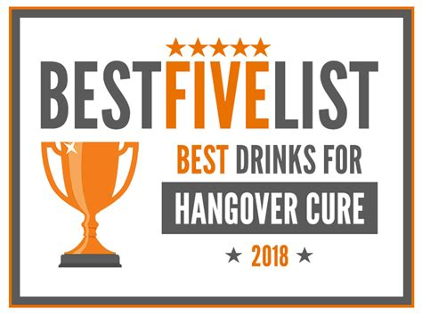 best hangover drink best drinks for hangover cure best five list
