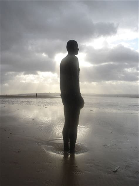 antony gormleys sculptures at crosby visitengland 1000 images about antony gormley on