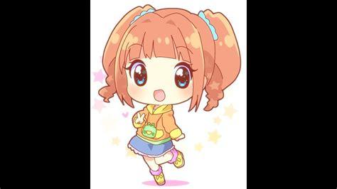 imagenes kawaii de muñecas como dibujar una mu 241 eca kawaii youtube