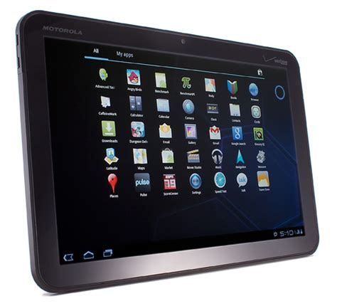 Hp Tablet Motorola motorola xoom verizon wireless tablet review xcitefun net