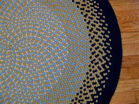 how to make a braided rug without sewing the braided rugs home ideas collection