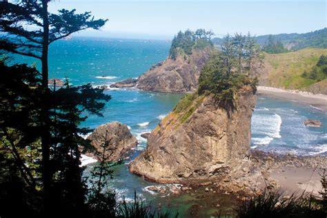 best south oregon coast viewpoints and sightseeing