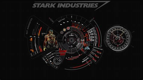 iron man wallpaper for macbook jarvis iron man wallpaper hd wallpapersafari