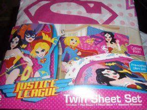 wonder woman bed sheets wonder woman bedding girls justice league twin sheet set wonder woman