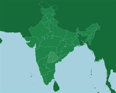 india states  union territories  map quiz game