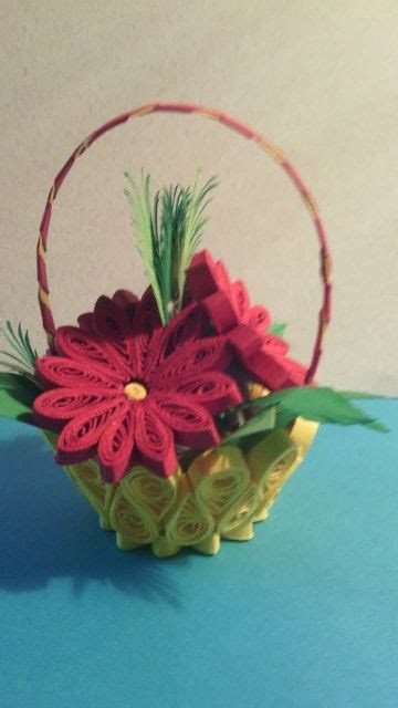 quilling basket tutorial 24 best images about quilling baskets on pinterest