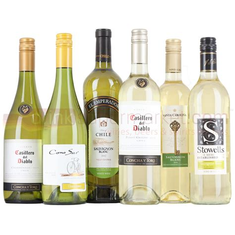 white wine chilean white wine selection white wine mixed