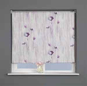 Curtain Valance Pattern Patterned Thermal Blackout Roller Blind Flanders Mulberry