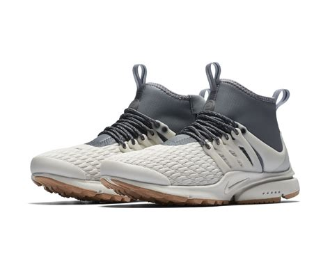Nike Air Presto Mid Utility Premium the nike air presto mid utility premium gets an interesting new weartesters