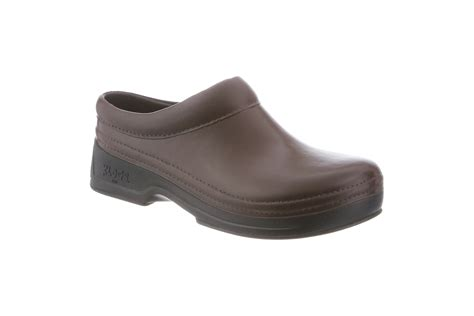 klogs footwear s zest chestnut polyurethane closed