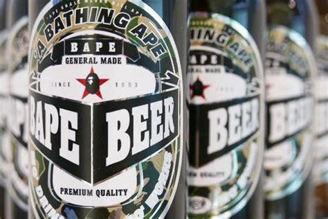 Kaos Bape A Bathing Ape Premium tetap modis saat ngebir dengan bape beergembira