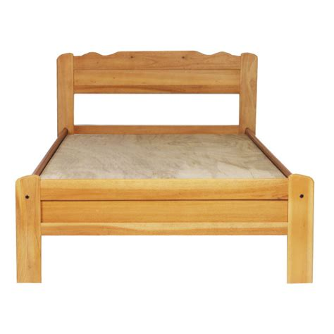 Bed Frame Clearance As Is Clearance Franzer Wooden Bed Frame Single Size In White Rr18175 Furniture Home D 233 Cor