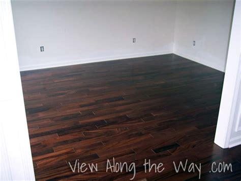 glue for hardwood floors how to install diy glue engineered hardwood flooring