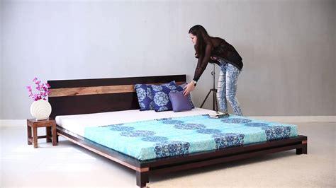 low floor beds double bed melisandre low floor double bed online