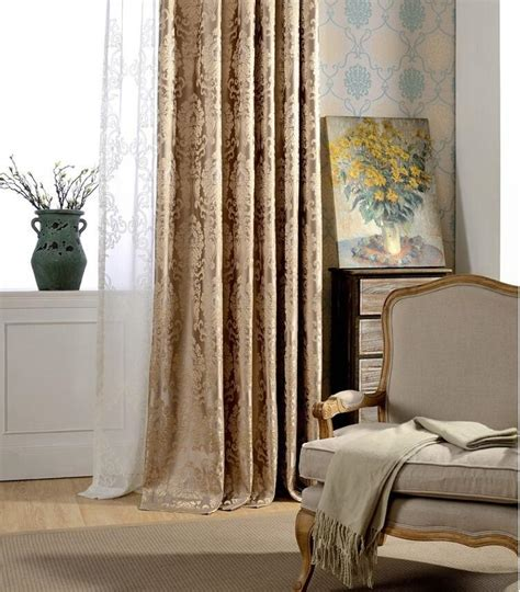 heavy window curtains firefly jacquard window curtains heavy fabric with silver