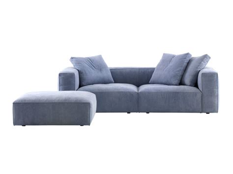 ligne roset nils sofa two seater sofa in fabric nils ligne roset luxury