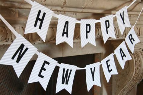 free printable banner happy new year happy new year banner printable search results