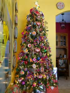 arbol de navidad con tem 225 tica mexicana decoracionnavidad