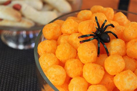 tasty halloween party recipes