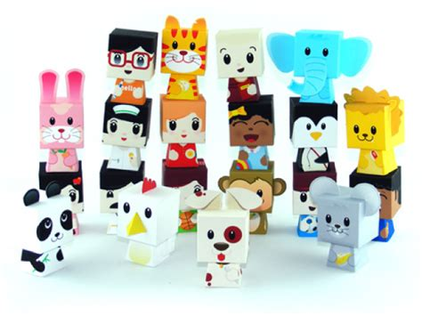 Finger Puppets With Paper - marionetas puppets manualidades a raudales