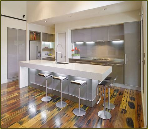 modern kitchen islands with seating modern kitchen islands with seating for five with laminate