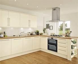 Howdens Kitchen Cabinets by Stockbridge Super Matt Cream Kitchen Range Universal
