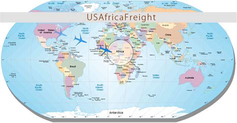 usa africa freight logistics services international air freight services