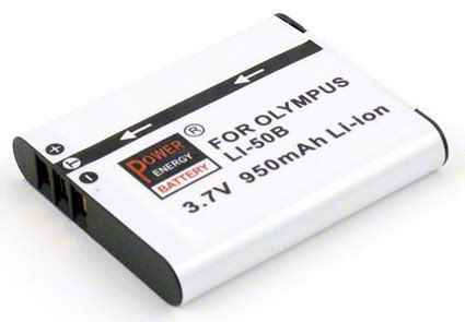Baterai Olympus Li 50b Pentax D Li92 Ricoh Db 100 bat 233 ria olympus li 50b pentax d li92 ricoh db 100 950 mah bat 233 rie adapt 233 ry nab 237 jačky