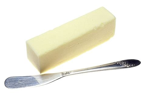 interview with a stick of butter whatever