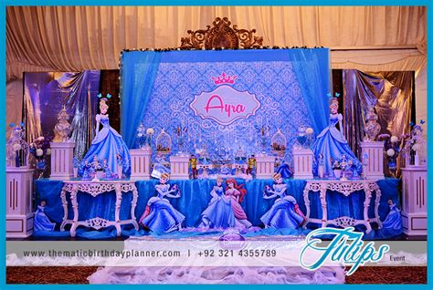 Restaurant Theme Ideas disney princess cinderella party theme ideas in pakistan