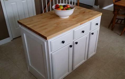 how to make a small kitchen island easy diy kitchen island ideas on budget