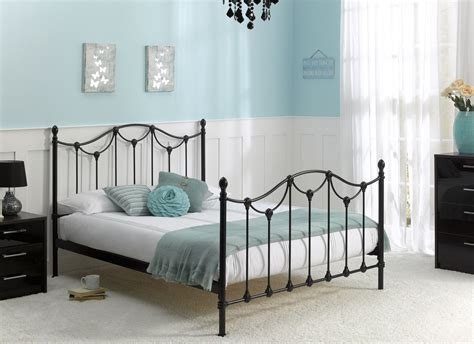 Cheap Wrought Iron Bed Frames Discount Wrought Iron Beds Ideas For The House