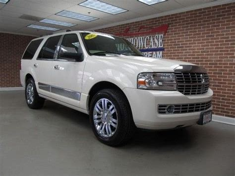 lincoln navigator 3rd row seat purchase used 2007 lincoln navigator ultimate 3rd row seat