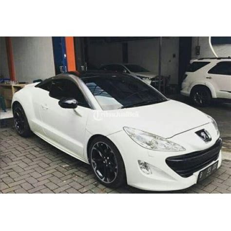 Alarm Mobil Malang mobil sedan sport mewah peugeot rcz tahun 2012 second
