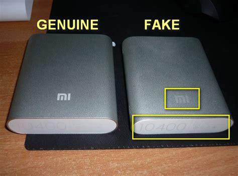 Powerbang Xiaomi xiaomi powerbank 10 400mah basics how to quickly spot a