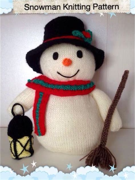 how to knit a snowman pattern snowman knitting pattern by jessieskn6972945 craftsy