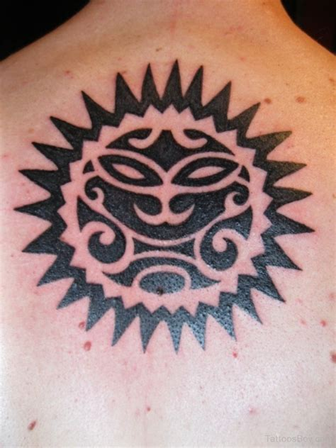 sun tattoo on back sun tattoos designs pictures page 2