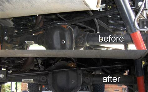 jeep jk track bar bds rear track bar bracket for jk wrangler install