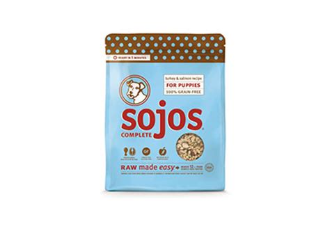 sojos food sojos debuts stage food in the pet food category canine chronicle