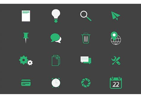 miscellaneous vector icons download free vector art stock graphics images