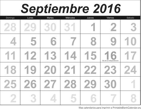 septiembre 2017 calendario para imprimir calendarios