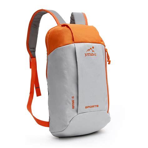 Gan Sport Backpack Jeju Orange 7 color 12l outdoor sports small light waterproof backpack