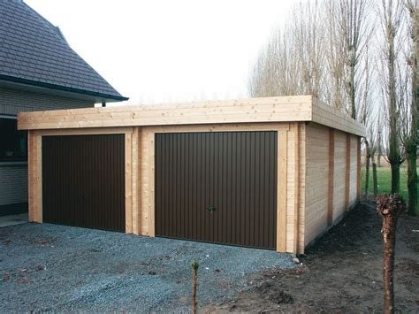garage roofs keops interlock garages workshops keops interlock log