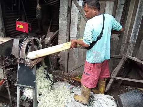 Mesin Perajang Batang Pisang clip hay www mesin pencacah batang pisang 2