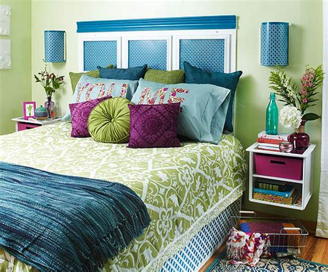 diy bedroom makeover modern furniture 2013 diy bedroom update from bhg